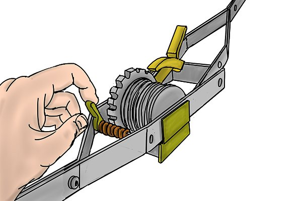Pullers, bearing puller, cable puller, cable winches, cable puller, mechanics, specialist mechanics tools, DIYer, maintenance, wonkee donkee.