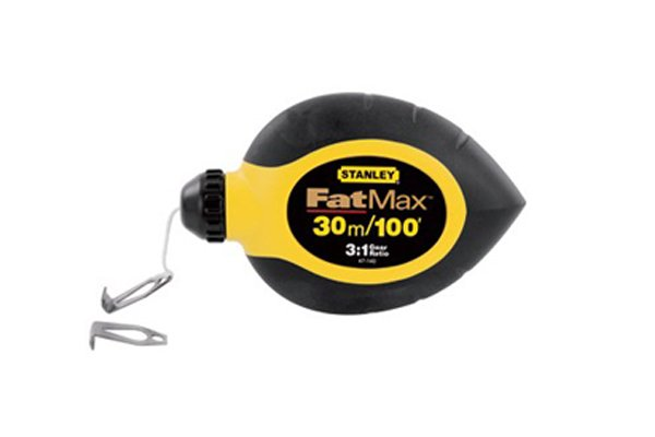 Gear ratio 4:1 chalk line reel wonkee donkee tools DIY guide how to use a chalk line
