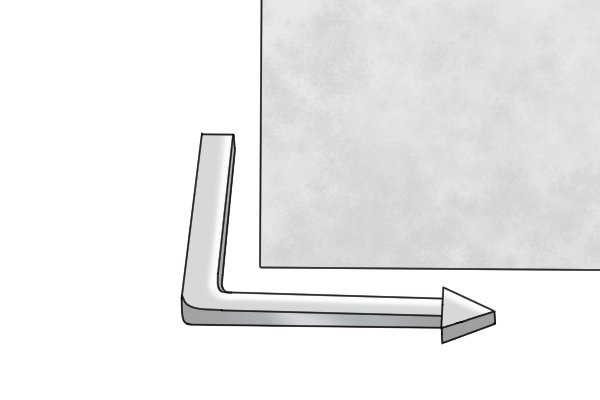 Line blocks, masons blocks, builders blocks, bricklayers blocks, bricklaying tools, brick line, wonkee donkee tools DIY guide, how to use a line block