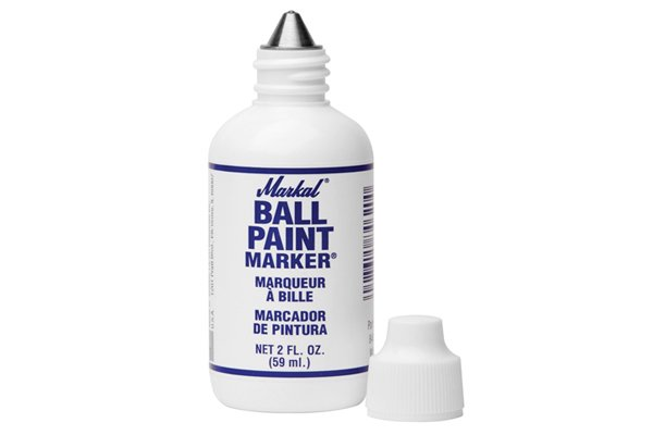 Ball paint markers, Carpenter's pencil, pencil, marker, permanent marker, sharpener, crayon, marking out tools, wonkee donkee tools DIY guide
