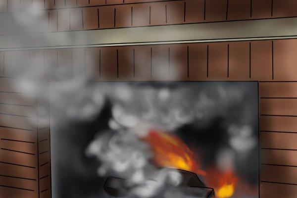 smoke testing, smoky fireplace, chimney not drawing