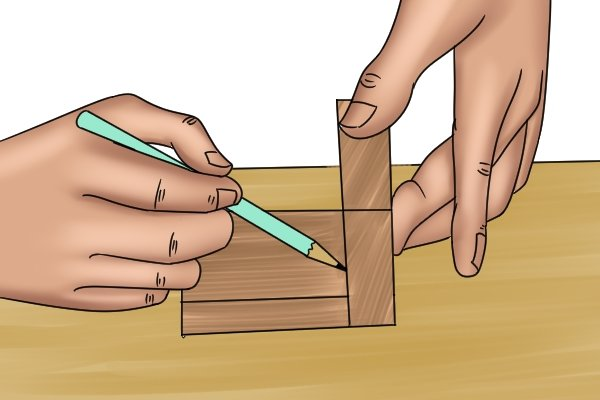 how to cut joints in wood