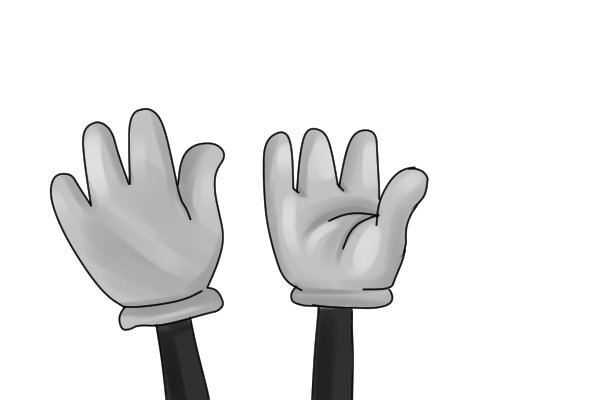 Make sure you allow extra width for gloved hands