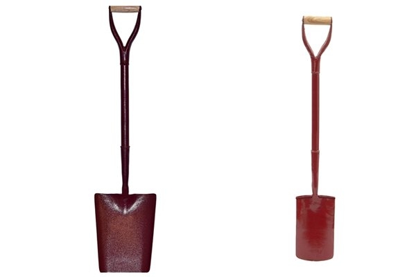 What Is The Difference Between A Shovel And Spade