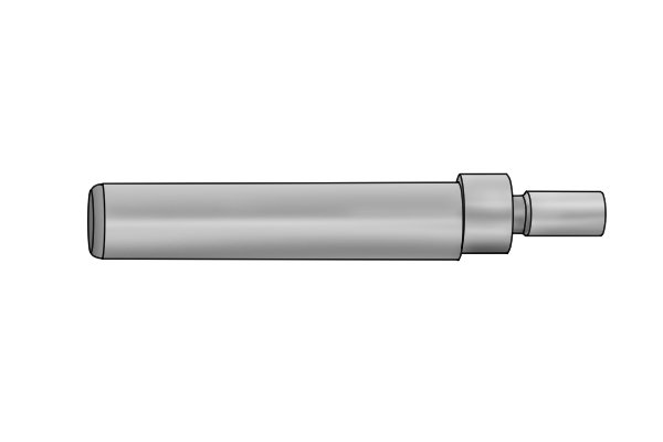 Edge finders are steel tools used to locate the edges of a workpiece. They are held in a collet, end mill holder or chuck mounted in the spindle of a milling machine or drill press.
