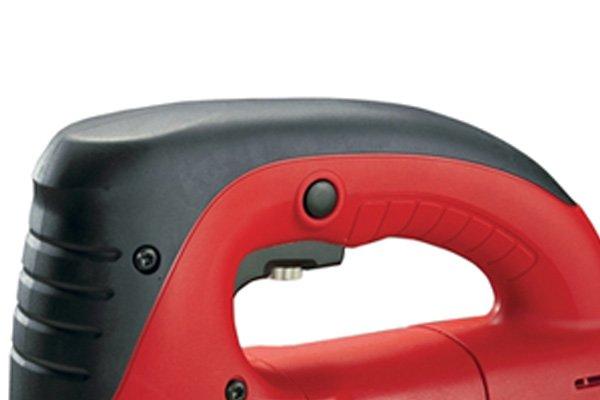 Jigsaw handle; top handle of jigsaw