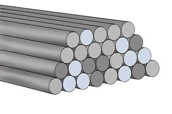 Steel, pressed steel