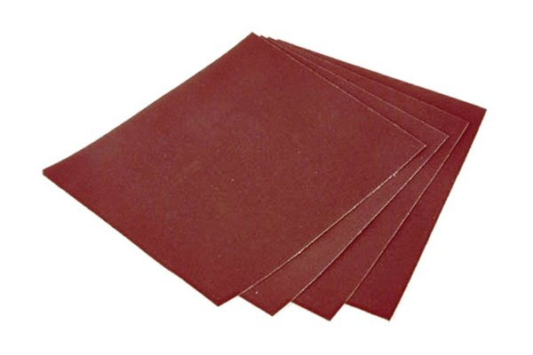 Aluminium oxide sandpaper, sandpaper for metal, aluminium oxide cloth sheets