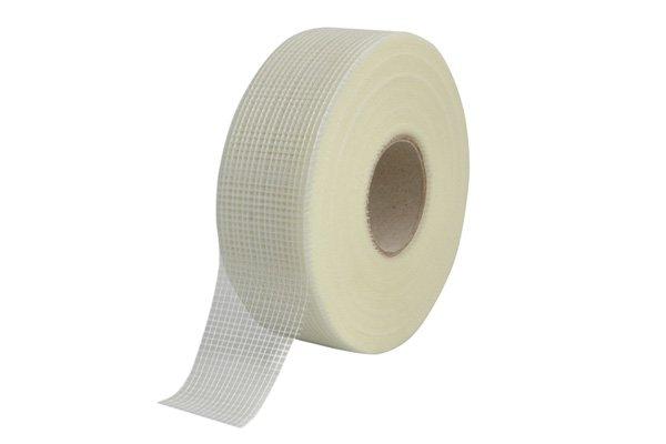 Plasterboard joint tape; scrim tape