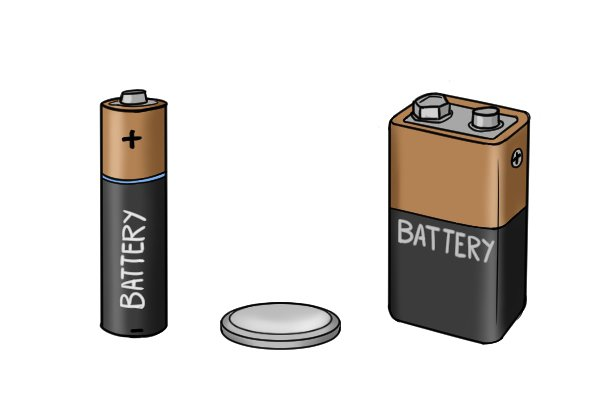 Household Battery Tester : What are the parts of a battery tester