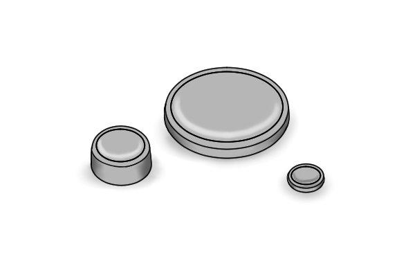 coin batteries/ button cells
