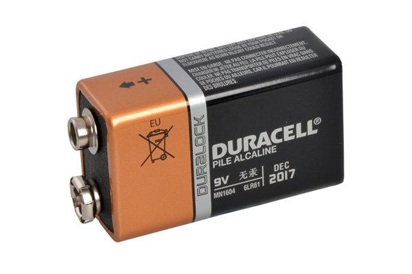wonkee donkee 9V square battery