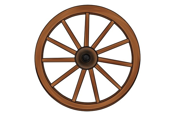 spokeshaves used to carve wheel spokes