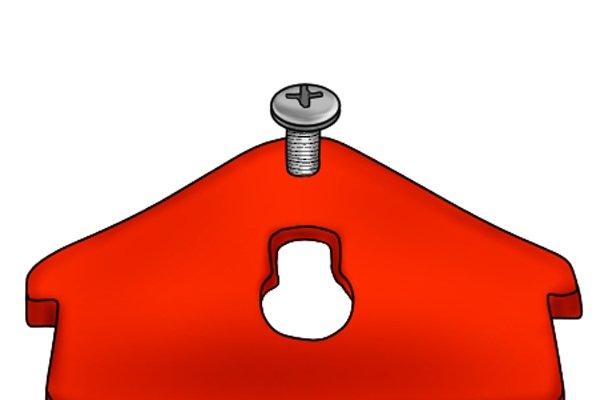 spokeshave cap screw