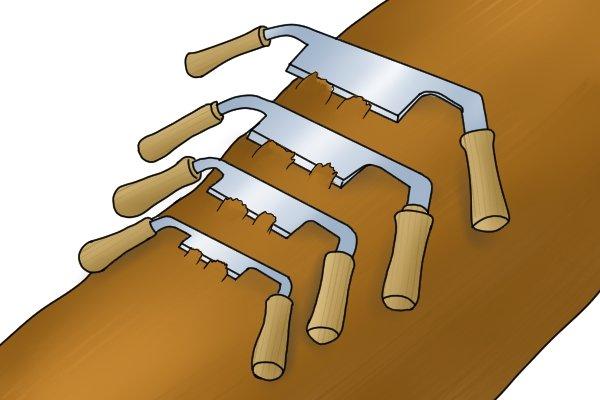drawknives