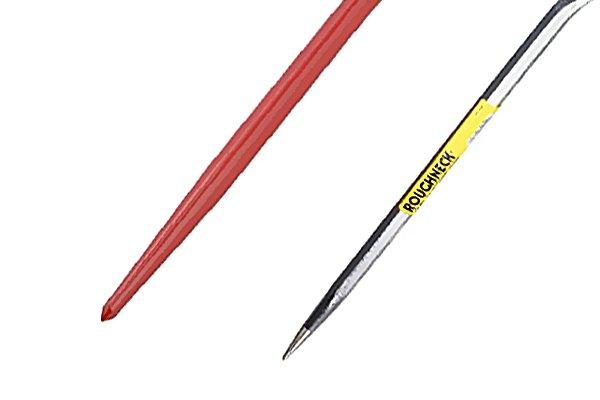 pencil point bar, pry bar, aligning bar,