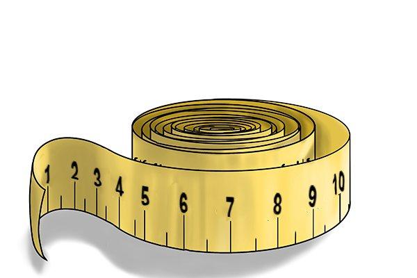 tape measure, tape,