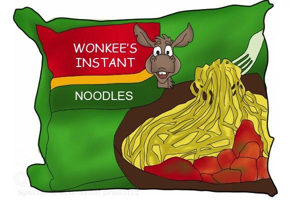 noodles, dried noodles,