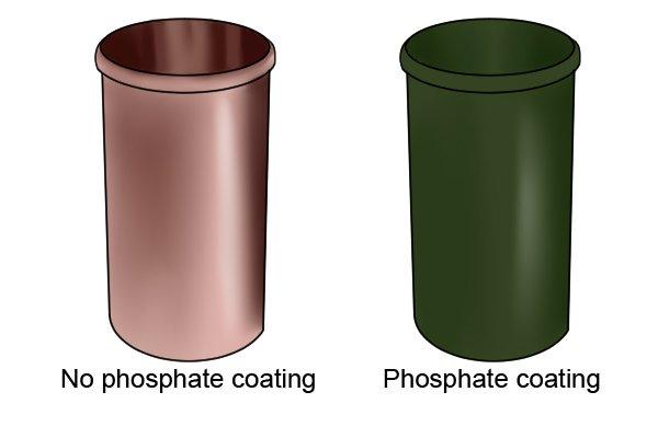 phosphate, phosphate coating, coating metal,