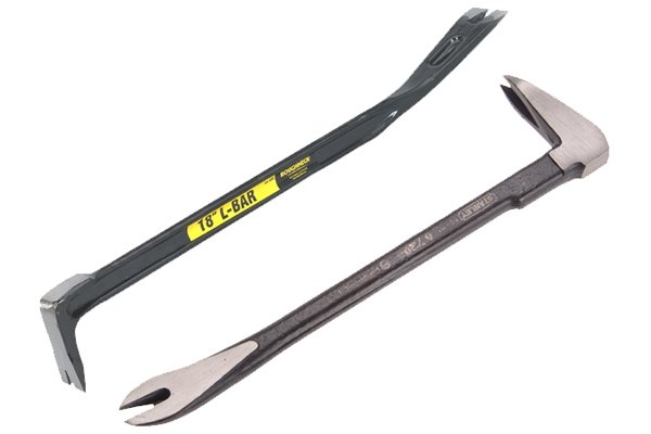 precision pry bar, demolition bar, precision pry, pry bar, demolition bar, crowbar, crow bar,