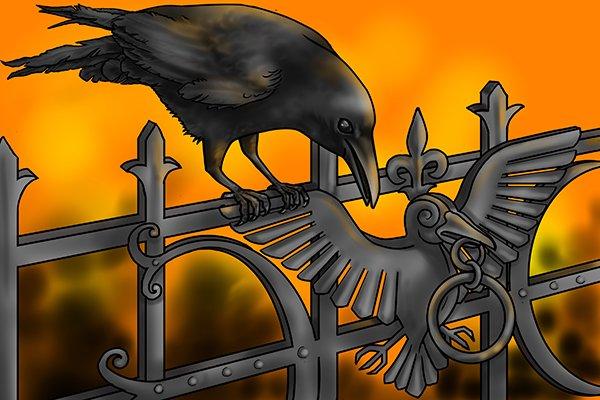 crow, jemmy,