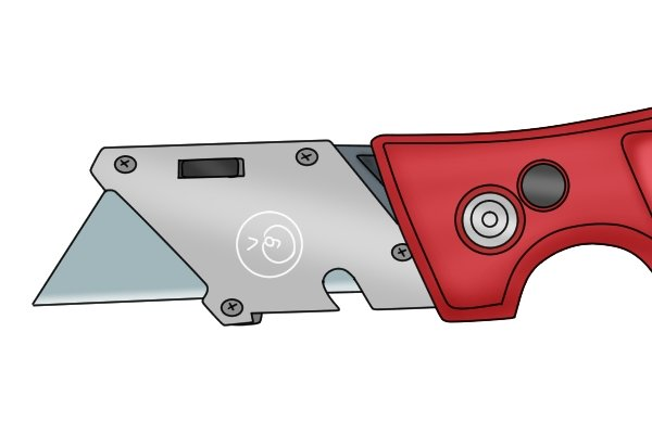What pocket knife blade sizes are available?
