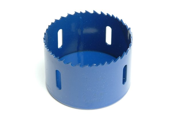 hole saws, cutting tools, DIY guide, wonkee donkee tools, How to use ahole saw