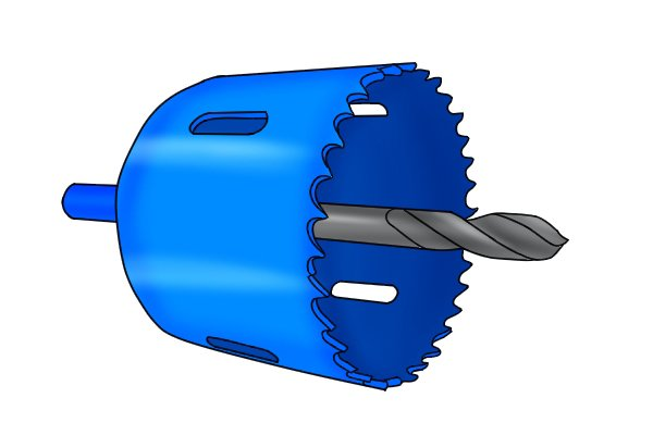 hole saw cutting tool HSS carbon steel advantages and disadvantages holesaws annular saws wonkee donkee tools DIYn guide