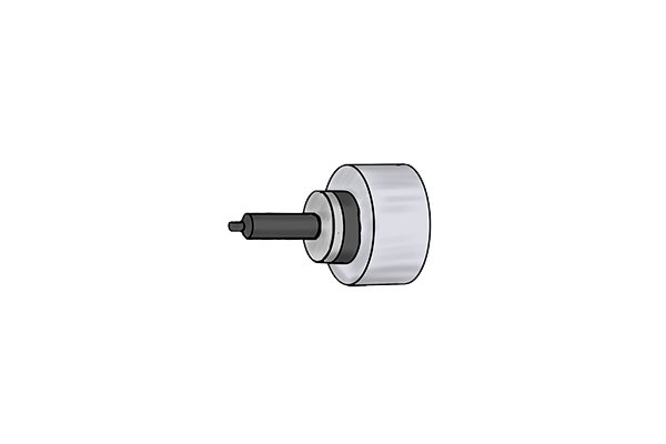 Hole saw arbour mandrel attach holesaws tools wonkee donkee tools DIY guide cutting tools annular saw how to use a hole saw