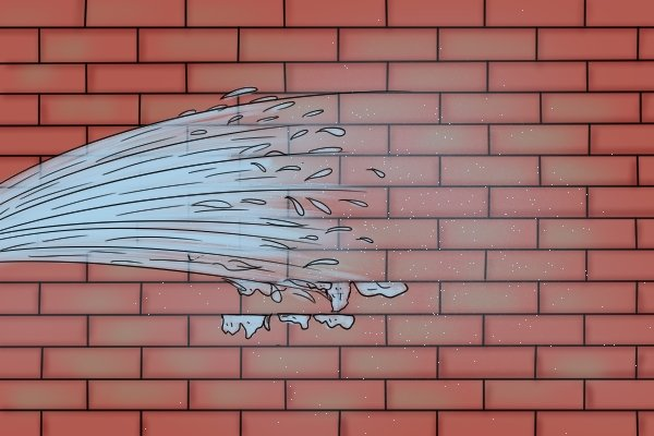 Manual coating sprayers hand-held render tyrolean roughcast pebbledash Flickatex machine Cleaning wall