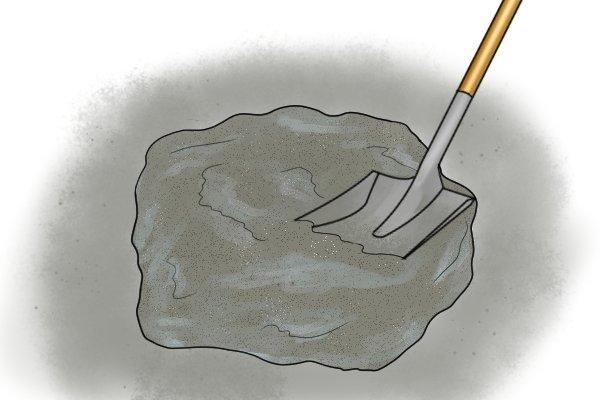 Manual coating sprayers hand-held render tyrolean roughcast pebbledash Flickatex machine Cement - concrete mix