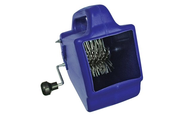 Manual coating sprayers hand-held render tyrolean roughcast pebbledash Flickatex machine Plastic Sprayer