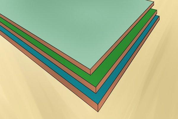 Melamine-faced MDF, what is MDF, medium density fibreboard, manufactured boards