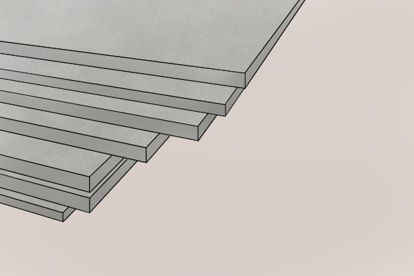 Medium density fibreboard, MDF, alternatives to MDF, manufactured boards