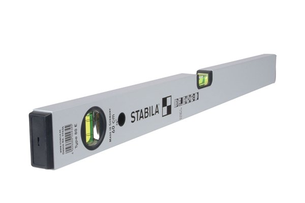 Stabila 80E spirit level 2 vial 24in; must-have tools for home owners; top tools for home buyers