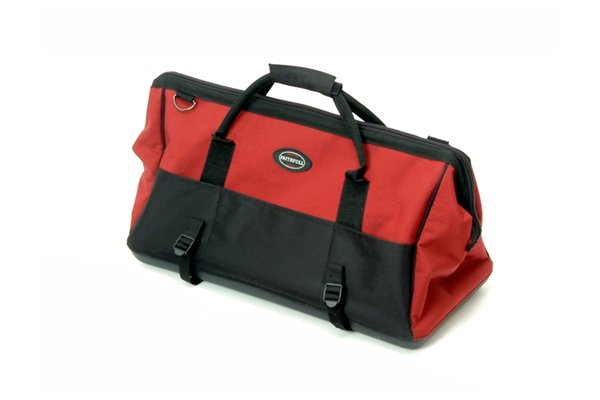 Faithfull hard base tool bag 24in; must-have tools for homeowners; top tools for house buyers