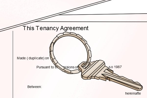 Tenancy agreement; tools for home renters; top ten must have tools for property tenants