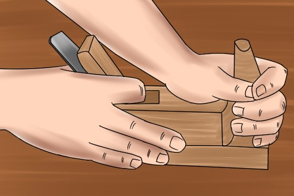 Woodworking enthusiasts like traditional hand planes