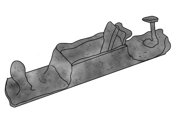 Roman plane unearthed in the UK