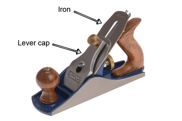 "The scrub plane is a ""single iron"" tool, with no chip breaker"