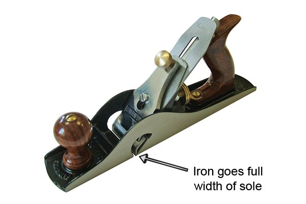 Bench rebate plane is a specialised jack plane