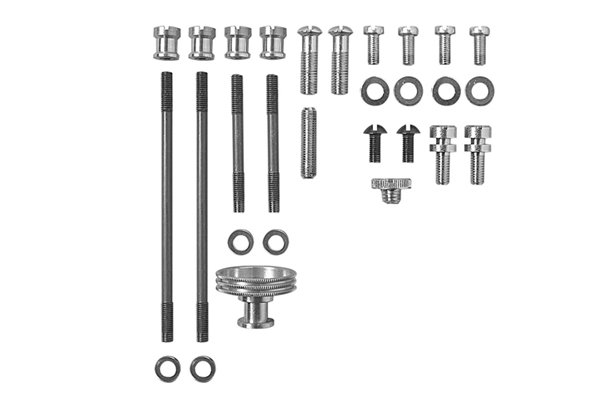 Nut, screws and bolts kit for Stanley bench planes