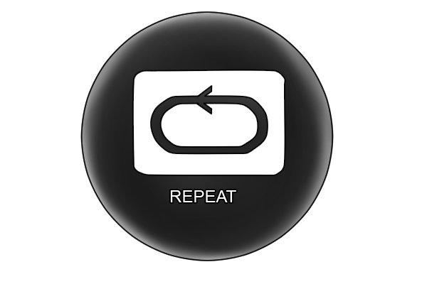 Repeat symbol
