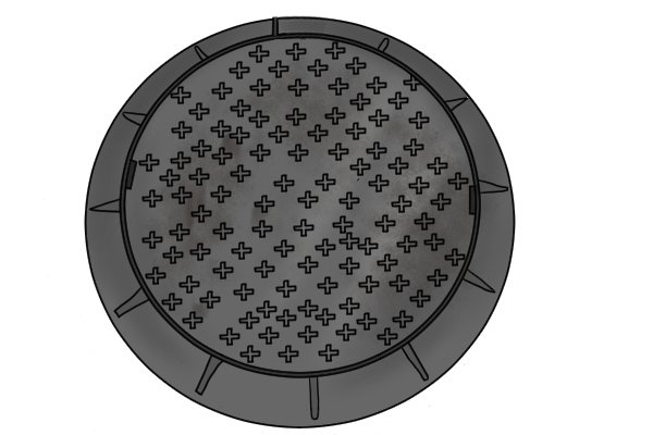 inspection cover is another name for manhole cover.