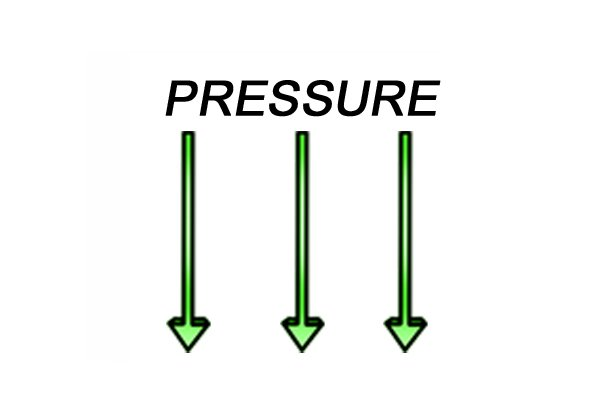 Apply pressure when drilling with a spade bit