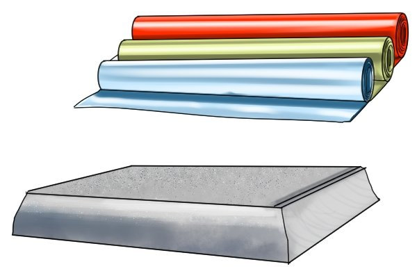 Sheet metal is usually between 0.2 and 6 millimeters thick, thicker metal is plate and thinner is foil or leaf