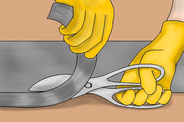 Straight cutting 2