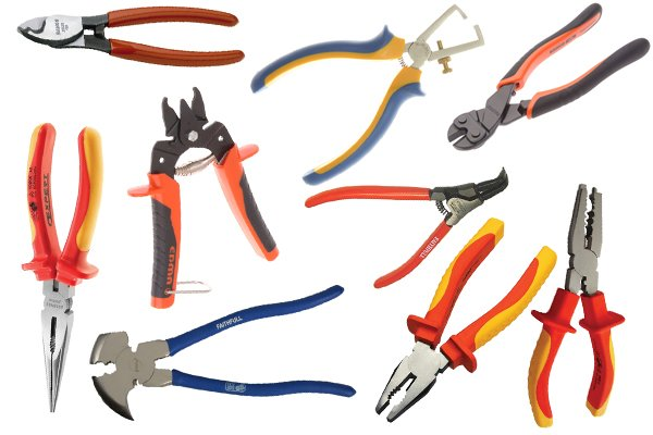 Pliers come in hundreds of different designs
