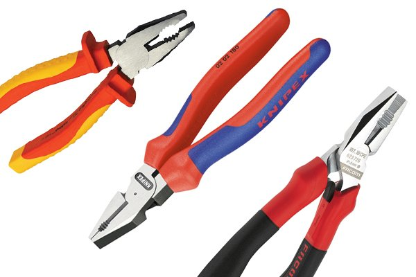 Combination pliers have lots of uses, but they're really simple to use.
