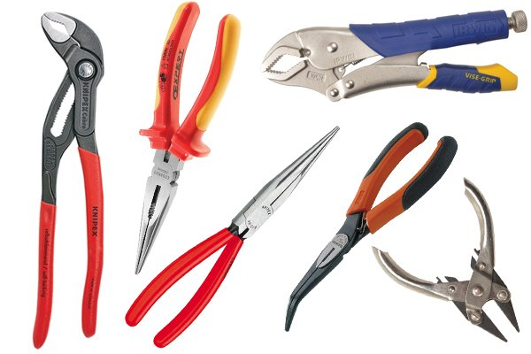 Are there any alternatives to combination pliers?